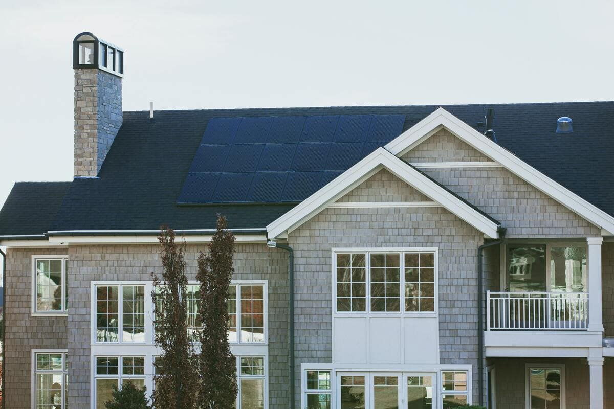 Panneaux solaires déménagement